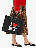 I Heart NY x kate spade new york Manhattan Tote Bag, groß, , s7productThumbnail