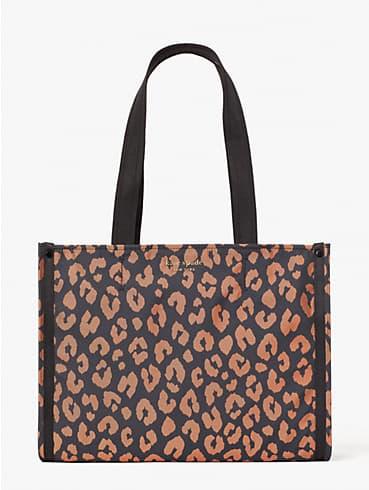 The Litte Better Original Bag Leopard Tote Bag, mittelgroß, , rr_productgrid