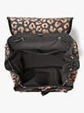 the little better sam leopard medium backpack, , s7productThumbnail