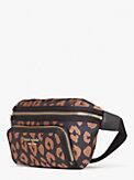 the little better sam leopard medium belt bag, , s7productThumbnail