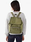 the little better sam nylon medium backpack, , s7productThumbnail