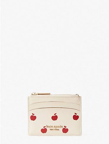 spencer apple toss coin cardholder, , rr_productgrid