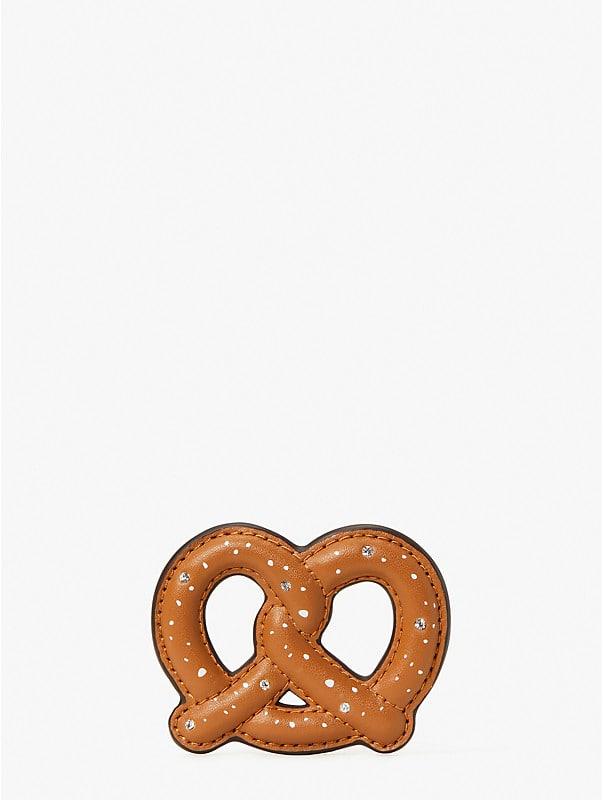 on a roll pretzel keychain, , rr_large