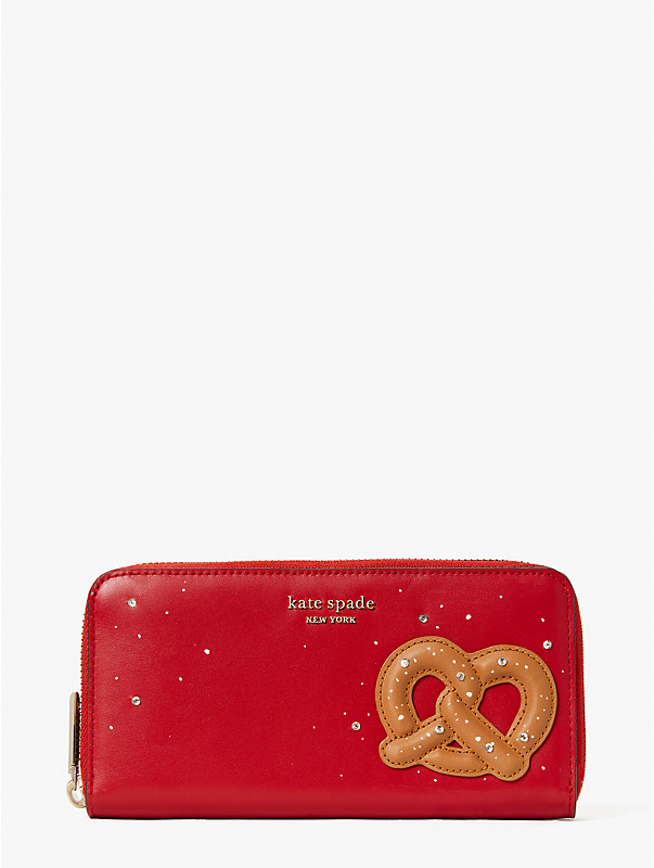 on a roll zip-around continental wallet, , rr_large
