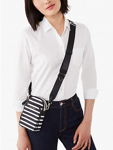 the little better sam hill stripe north south phone crossbody, , rr_productgrid
