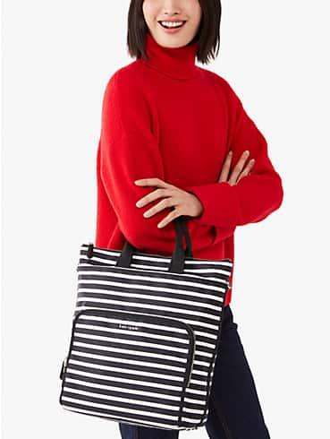 the little better sam hill stripe convertible backpack, , rr_productgrid
