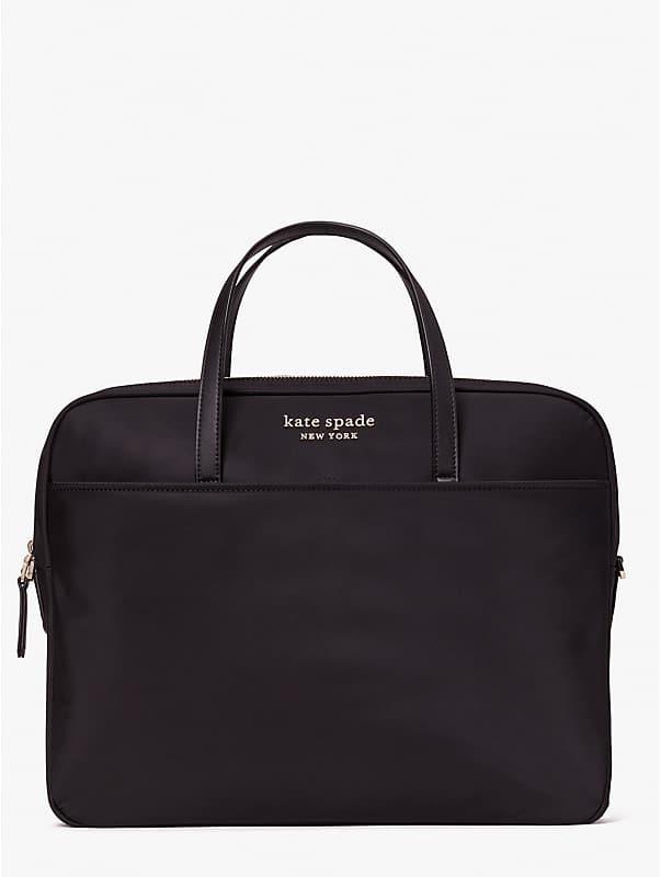 the litter better sam nylon universal laptop bag, , rr_large