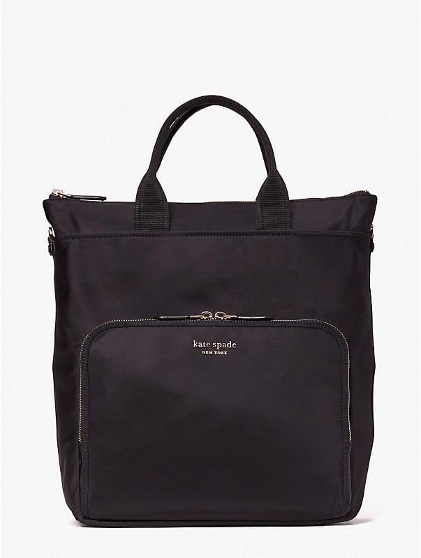 the little better sam nylon convertible backpack, , rr_large