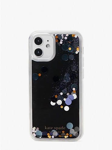 liquid glitter confetti iphone 12 mini case, , rr_productgrid