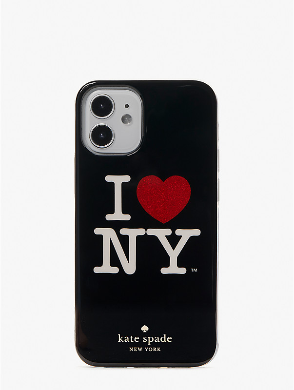 i heart ny x kate spade new york iphone 12 mini case, , rr_large