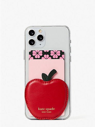 on a roll apple sticker pocket, , rr_productgrid