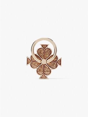 Spade Flower Glitter Ringhalterung, , rr_productgrid
