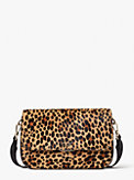 buddie leopard haircalf medium shoulder bag, , s7productThumbnail