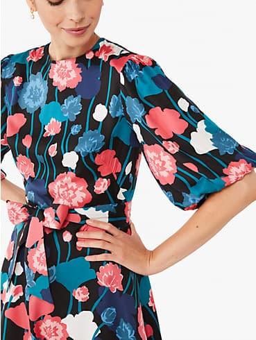 viney floral matinee dress, , rr_productgrid