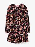 floral bouquet shift dress, , s7productThumbnail
