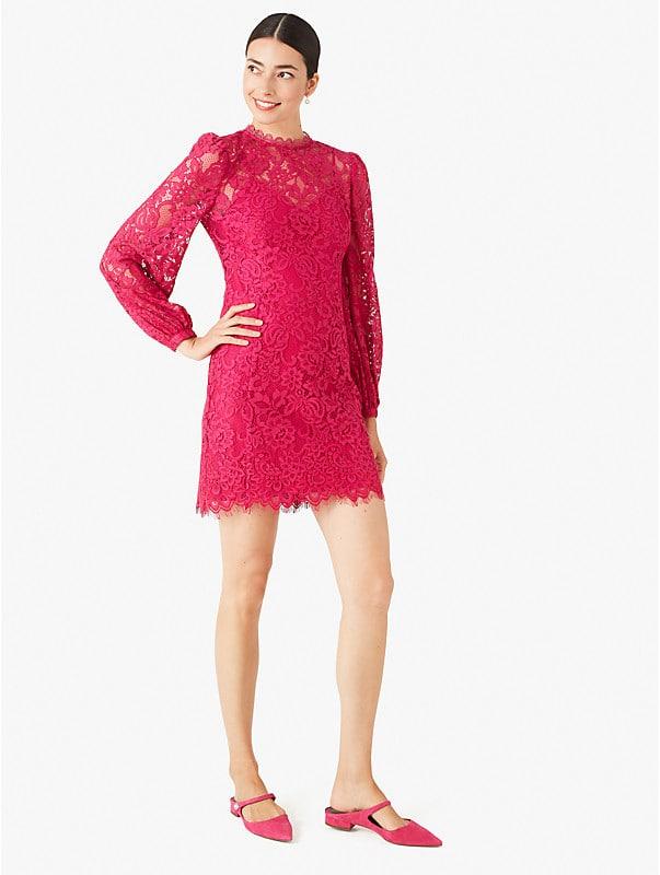 floral lace dress, , rr_large