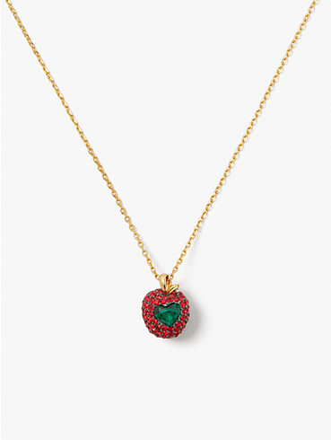 dashing beauty pavé apple pendant, , rr_productgrid