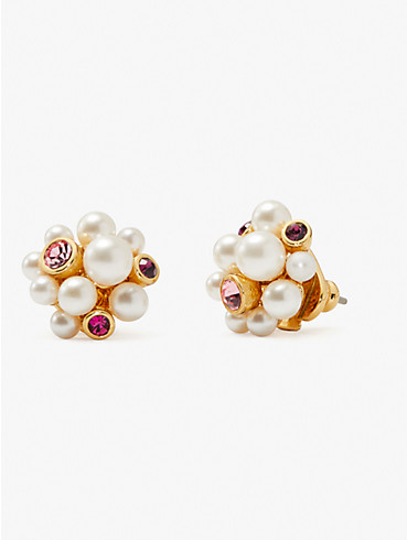 pearl caviar cluster studs, , rr_productgrid
