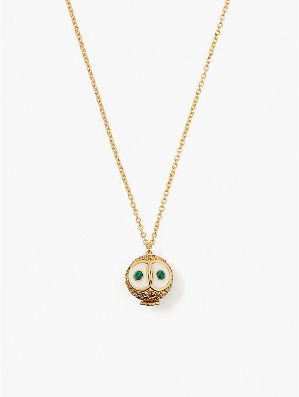 night bird pavé mini pendant, , rr_large