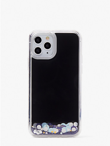 liquid glitter confetti iphone 12/12 pro case, , rr_productgrid