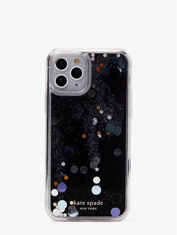 liquid glitter confetti iphone 12/12 pro case, , rr_large