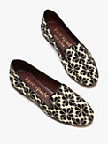 spade flower jacquard lounge loafers, , s7productThumbnail