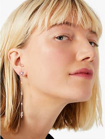starring star linear earrings, , rr_productgrid