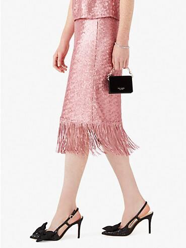 sequin fringe skirt, , rr_productgrid