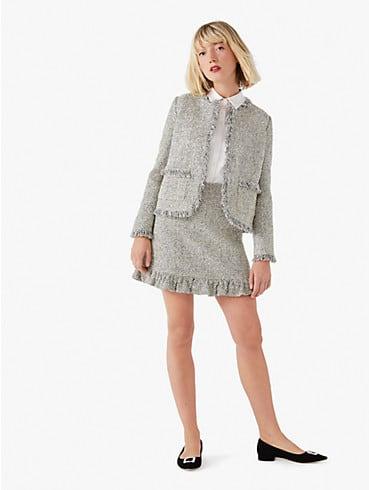metallic tweed skirt, , rr_productgrid