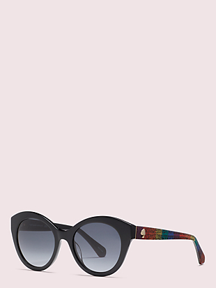 karleigh sunglasses by kate spade new york non-hover view
