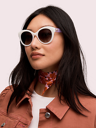karleigh sunglasses by kate spade new york hover view