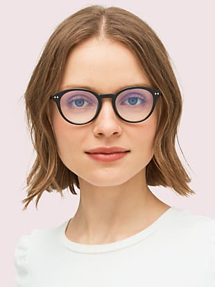 kinslee readers with blue-light filters by kate spade new york hover view