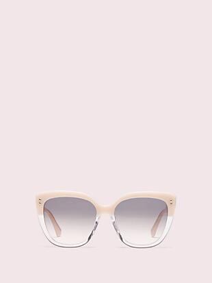 kiyanna sunglasses by kate spade new york non-hover view