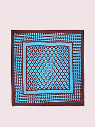 spade flower silk square , , rr_productgrid