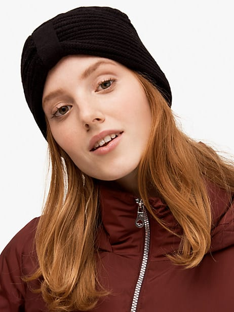 twisted beanie by kate spade new york