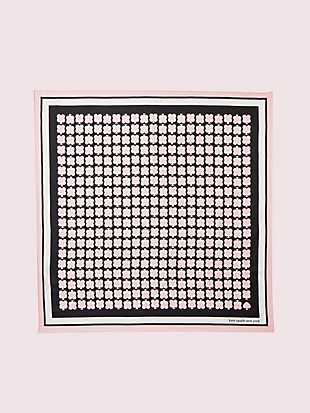 unlock your heart silk scarf by kate spade new york hover view