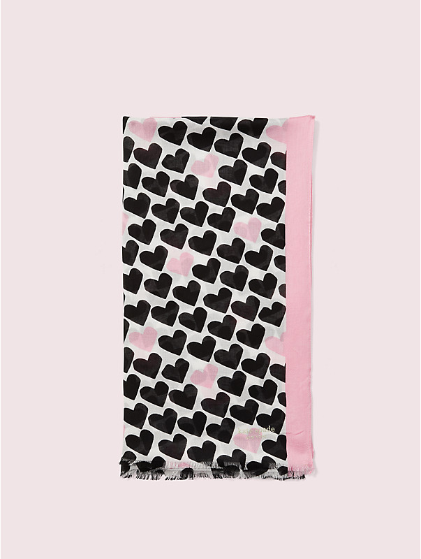 pop hearts oblong scarf, , rr_large