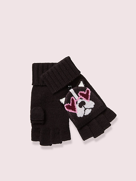 francois pop top mittens by kate spade new york