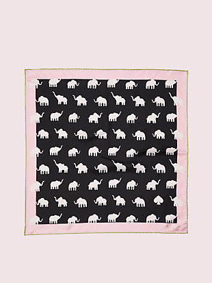 elephant bandana by kate spade new york hover view