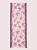 bora flora oblong scarf, , s7productThumbnail