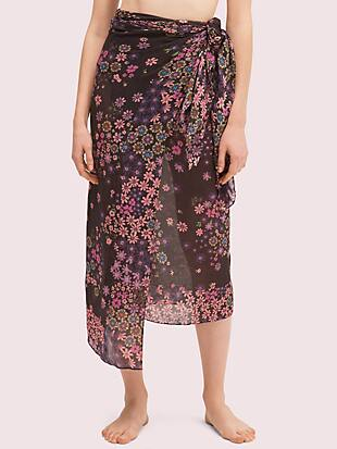 pacific petals ruana by kate spade new york hover view