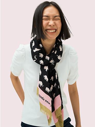 elephant oblong scarf, , rr_productgrid