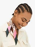 spade stripe skinny scarf, , s7productThumbnail