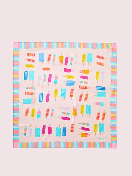 ice pop square scarf by kate spade new york