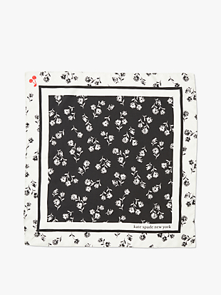 dandelion floral bandana by kate spade new york non-hover view