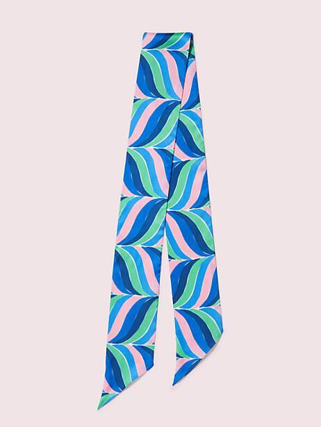 ocean dive skinny scarf by kate spade new york