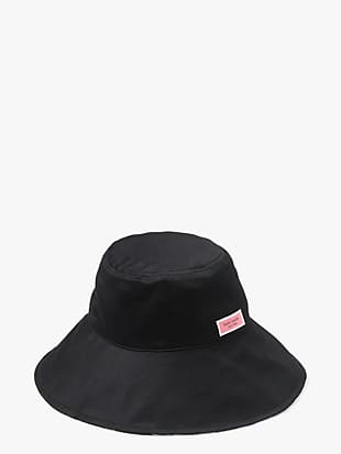 full bloom reversible bucket hat by kate spade new york non-hover view