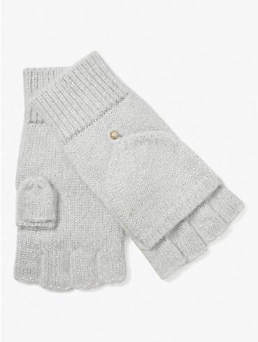 velvet bow pop-top gloves, , rr_productgrid