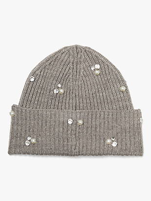 pearl clusters beanie by kate spade new york non-hover view