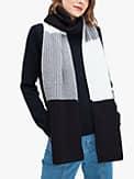 colorblock scarf, , s7productThumbnail